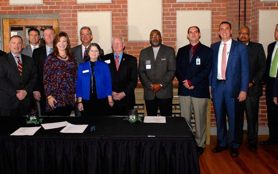 K-64 PARTNERSHIP AGREEMENT FORMALIZED WITH SIGNING CEREMONY