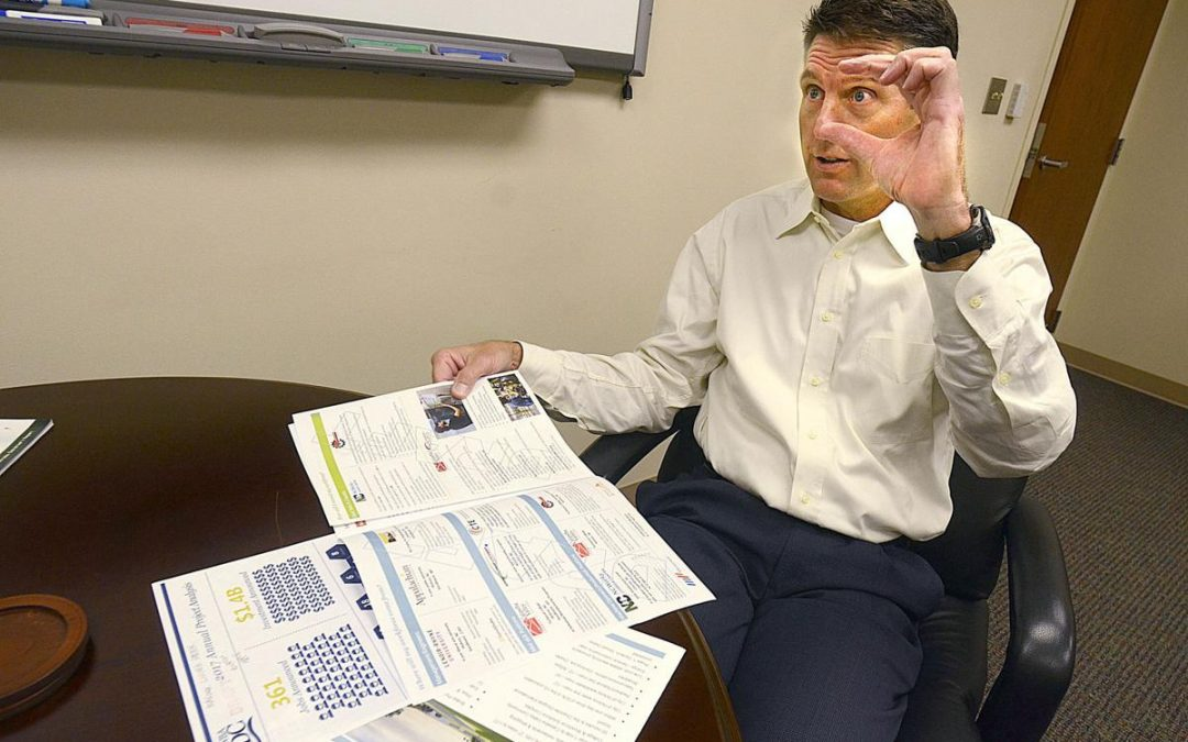 Catawba County goal is to fill new jobs with qualified workers