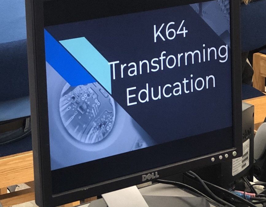 K-64 Chromebooks Transforming Education in Catawba County