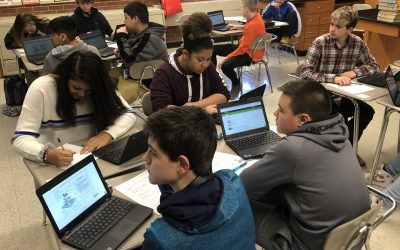 K-64 Chromebooks have Changed the Way We Learn!