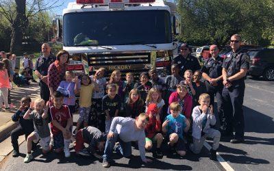 K-64 & Oakwood Elementary School host Career Fair