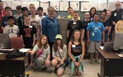 K-64 Summer Coding Camps a Success!